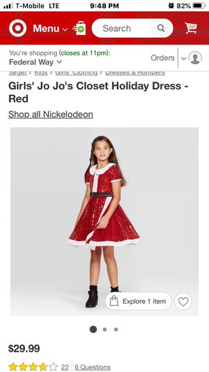 Girl's dress for Sale in Tacoma, WA