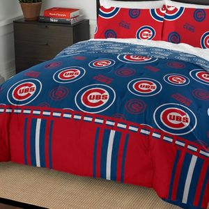 Chicago cubs Full Size Comfortable Set for Sale in Smyrna, TN