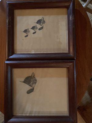 Chessie prints circa 1930's for Sale in Medina, OH