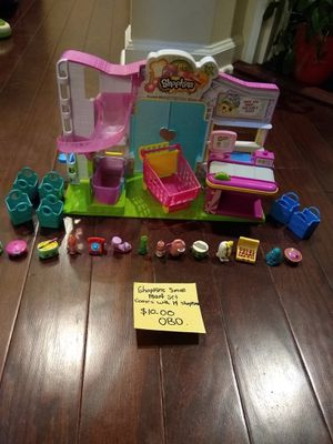 Shopkins Set - price reduced for Sale in Cary, NC