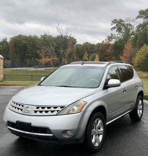 2006 Nissan Murano SL AWD for Sale in Fairfax, VA