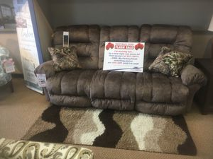 Custom Reclining Sofa for Sale in Hermitage, PA