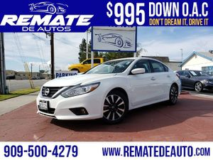 2018 Nissan Altima for Sale in Fontana, CA