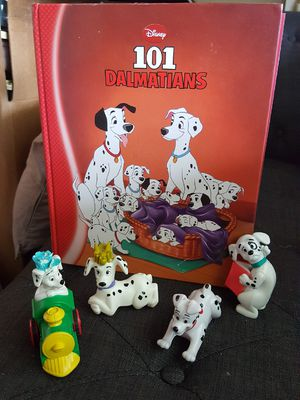 McDonald's 101 Dalmatian collection for Sale in Cleveland, OH