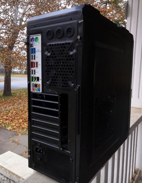 Complete Gaming PC | 8-Core 4GHz, 16GB, R9 280X