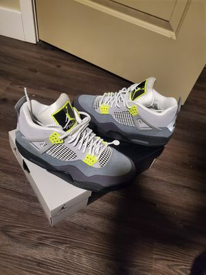 Jordan 4 special edition for Sale in Elmira, NY