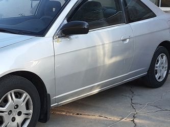2002 Honda Civic for Sale in North Las Vegas,  NV