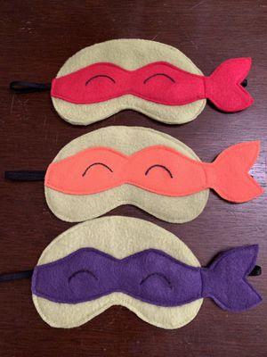 "Kids sleeping mask""ninja turtles"" for Sale in Auburn, WA"