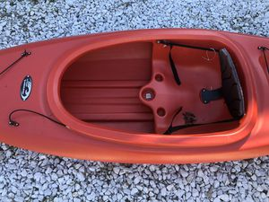 Clearwater kayak used twice for Sale in Oakland Park, FL