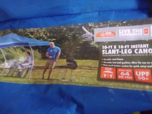 10ftx10ft instant Canopy, like new!! for Sale in Rockvale, TN