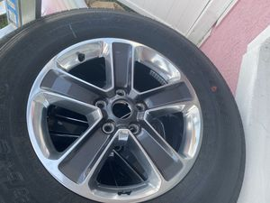 Jeep Tires/Rims for Sale in Kissimmee, FL