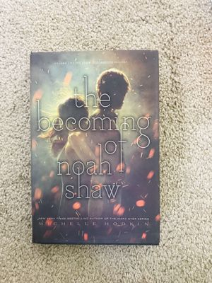 The Becoming of Noah Shaw by Michelle Hodkin for Sale in Aurora, CO