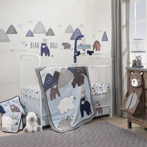 NEW Complete crib BEDDING SET (not the crib) for Sale in Orlando, FL