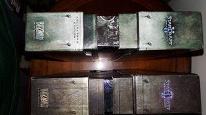 Star craft blizzard colectors edition for Sale in Boston, MA
