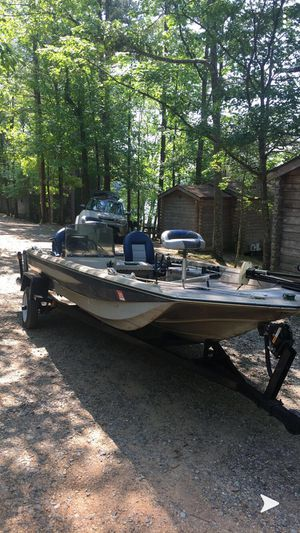 Glasstream Bass Boat for Sale in Greensboro, NC