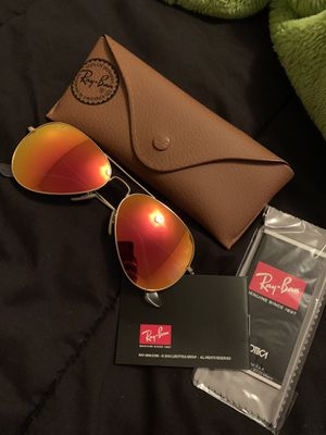 Orangle Flash RayBan for Sale in Beaumont, TX