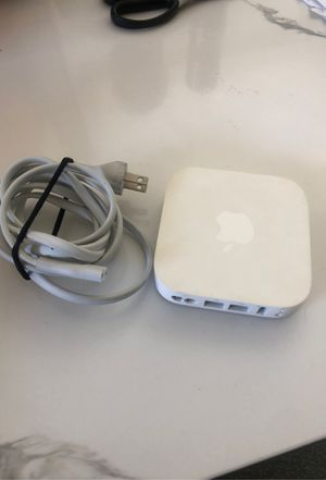 Apple Airport Wifi Router for Sale in Chula Vista, CA
