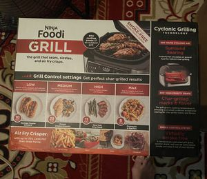 Ninja Foodi Grill for Sale in Bordentown, NJ