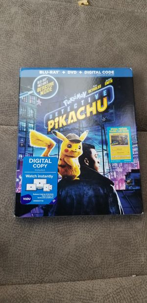 Detective Pikachu for Sale in Guadalupe, AZ