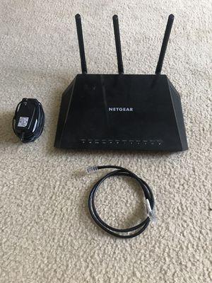 NETGEAR AC1750 dual band Smart WiFi Router for Sale in Azalea Park, FL