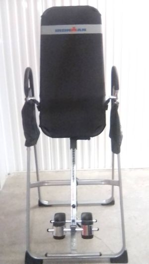 IRONMAN Gravity 4000 Highest Weight Capacity Inversion Table for Sale in Seattle, WA