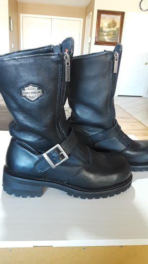 Harley Davidson Women's Steeltoe Boots for Sale in Henderson, NV