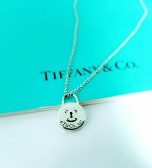 Tiffany and Co Authentic mini padlock necklace for Sale in Palm Coast, FL
