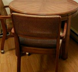 Kitchen table and 4 chairs for sale for Sale in Graham,  WA