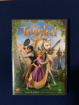 Disney Tangled - DVD for Sale in Pembroke Pines, FL