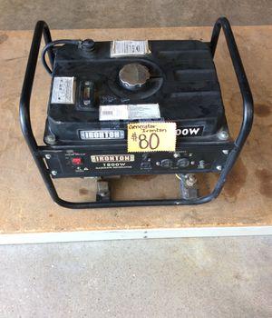 Generator ironton for Sale in Houston, TX