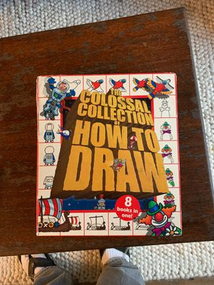 Drawing book for Sale in Tacoma, WA