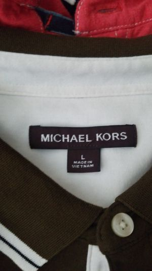Michael Kors polo shirt for Sale in Seal Beach, CA
