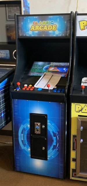 New 3016 Game Arcade (including Golden Tee) for Sale in Phoenix, AZ