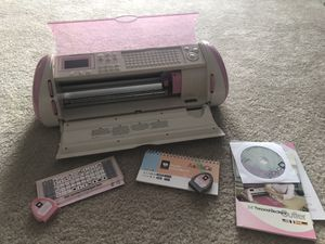 Pink Cricut Expression Cutting Machine CREX001 for Sale in Raleigh, NC