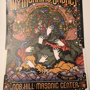 Morning Jacket Poster for Sale in Beaverton, OR