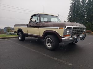 1979 F100 XLT 2wd Short Bed for Sale in Graham, WA