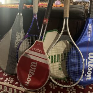 5 Rackets for Sale in Phoenix, AZ