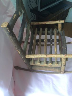 Antique miniature rocking chair for Sale in Winthrop, MA