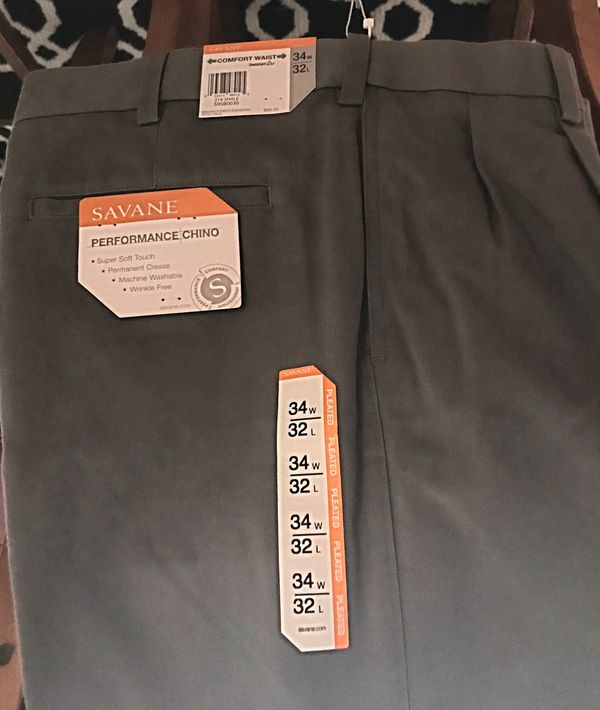 4882f8cb NWT! Wrangler perfect fit pants size 34x32 for Sale in Greensboro ...