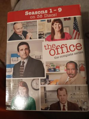 The Office Complete Series Dvd Set Brand New and Sealed for Sale in Michigan City, IN