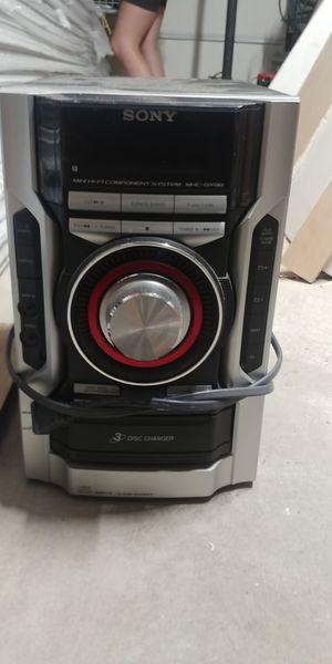 Sony CD radio for Sale in Trenton, NJ