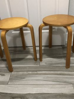 Bentwood Stacking Stool for Sale in Cape Coral,  FL