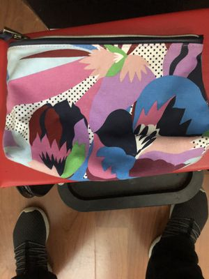 Capri makeup bag for Sale in Mount Morris, MI