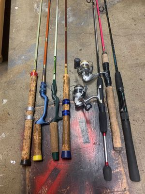 Fishing gear for Sale in Lakewood, CA
