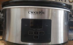 Make offer CROCK POT 7QT SLOW COOKER CROCKPOT for Sale in Jacksonville, FL