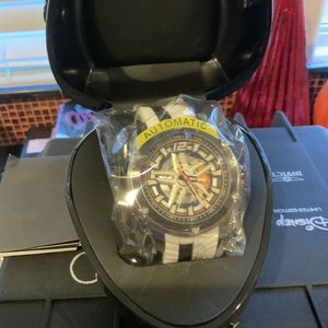 Invicta Automatic Racing NASCAR Watch for Sale in Sloan, NV