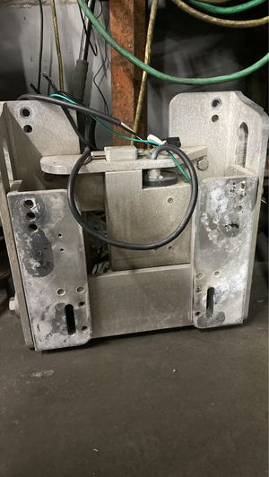 5inch hydraulic jack plate for Sale in Fremont, CA