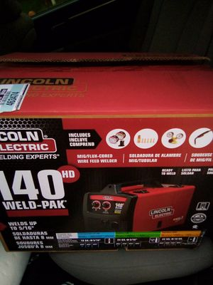 Mig welder Lincoln electric for Sale in Cleveland, OH