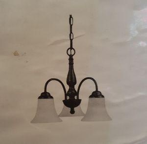 Bronze chandelier for Sale in Moreno Valley, CA