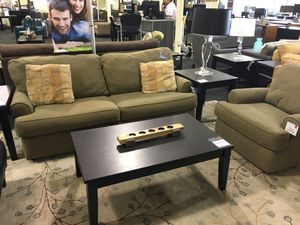 Sleeper Sofa and Chair for Sale in Silver Spring, MD